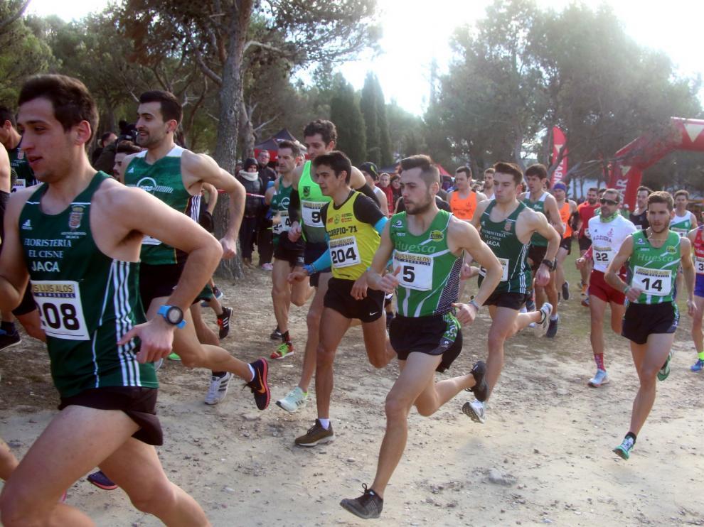 Pol Oriach es la principal baza en Linares