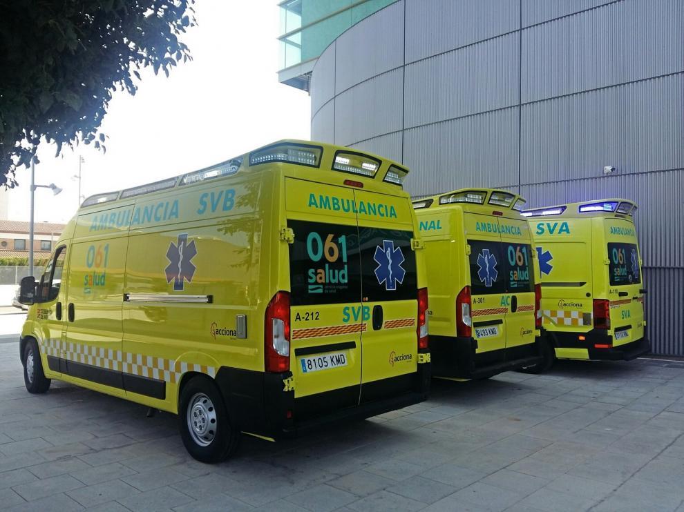 La ambulancia de Sobrarbe-Ribagorza ha sido movilizada en 27 ocasiones en dos semanas