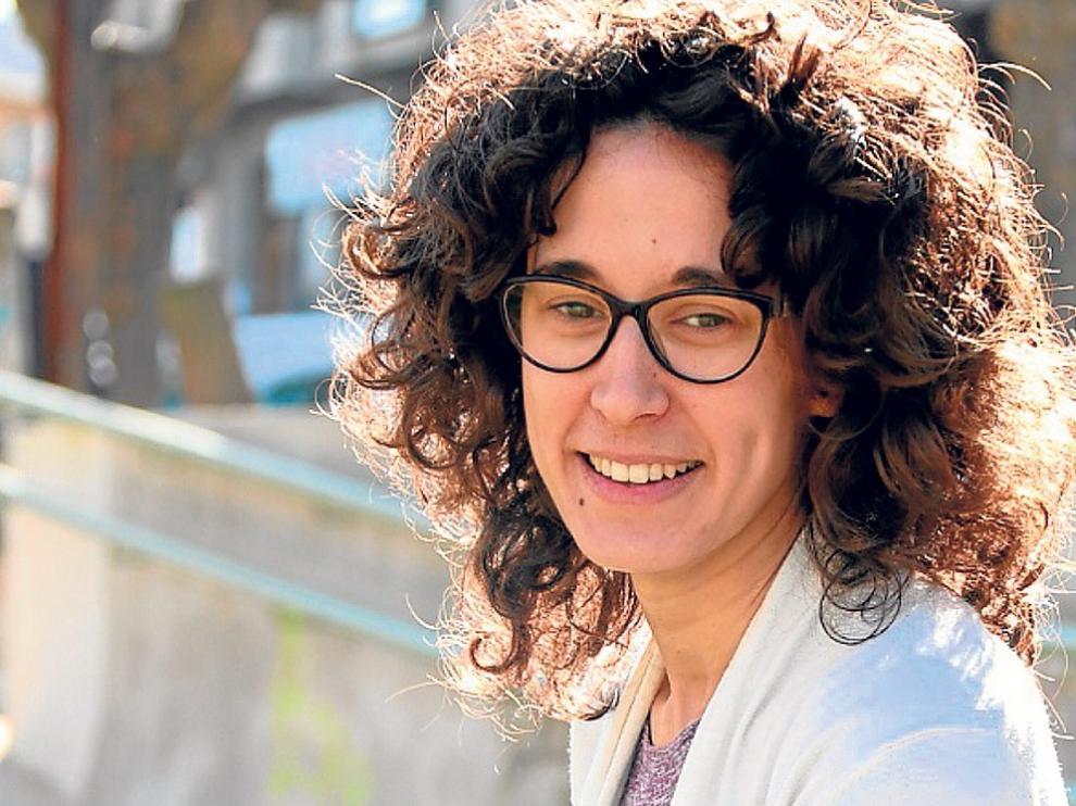 """Naiara Hernández Salillas: """"El autismo no es una enfermedad, es una condición con la que se nace y se vive"""""""