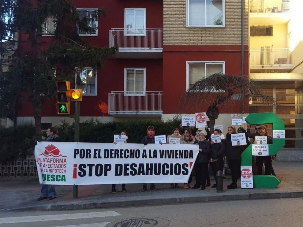Cáritas Diocesana de Huesca pide compromiso con los sin hogar