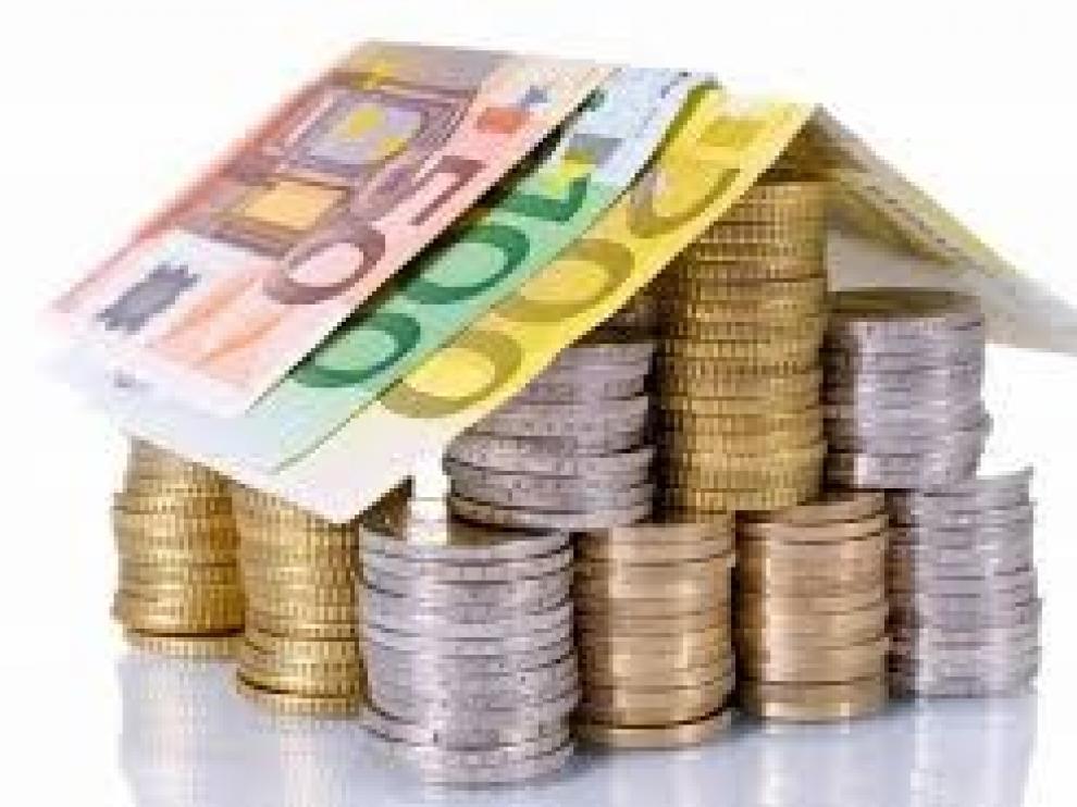 El precio de una casa en la provincia oscense cayó un 2,3 % el año pasado