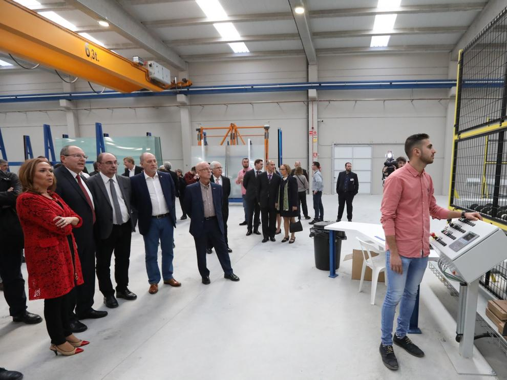 La empresa Sevasa crea 18 empleos en Calanda