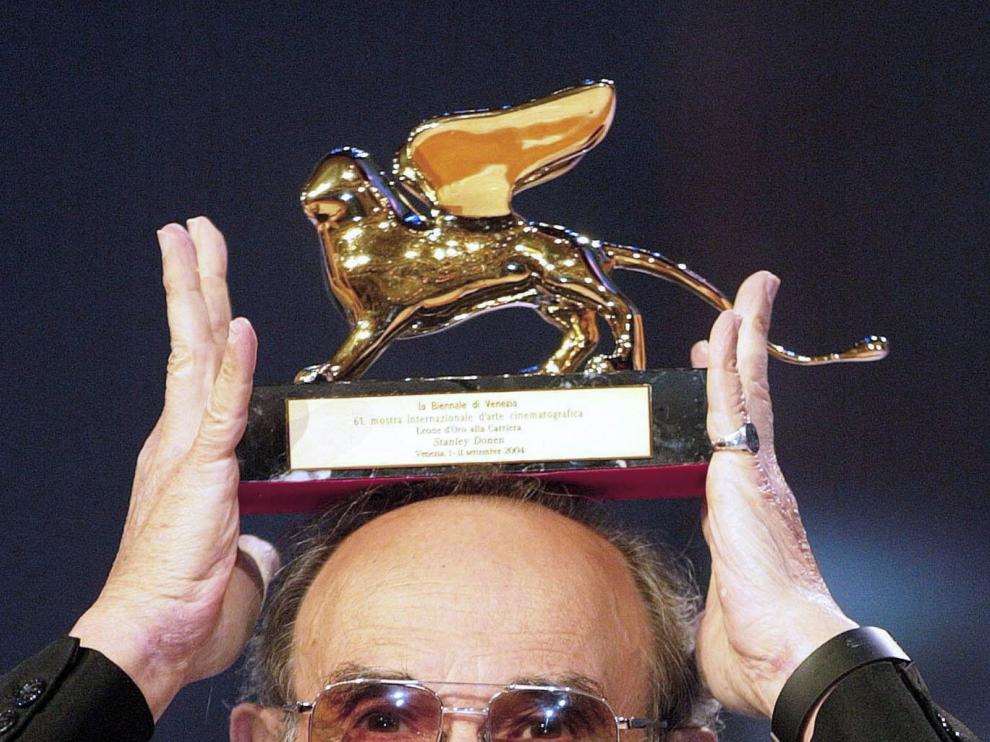 Fallece el director de cine Stanley Donen