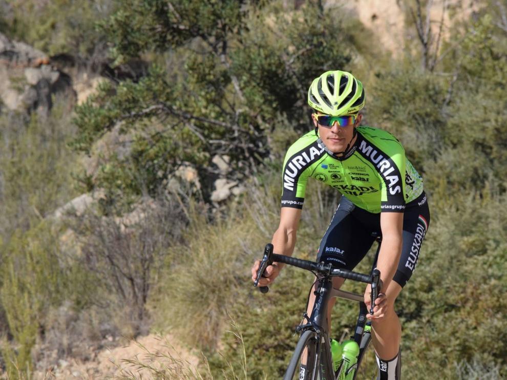 Samitier sigue dejándose ver en la Vuelta a Andalucía