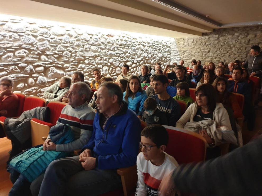 Martí Vigo comparte sus vivencias en Benasque