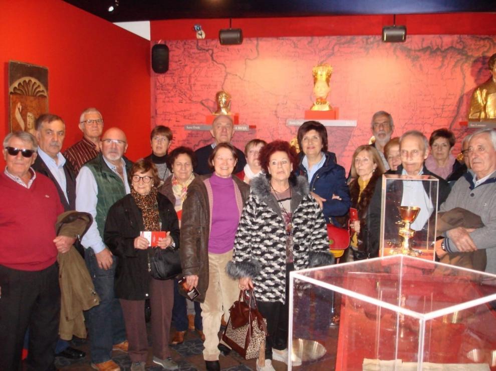 El fervor por Santa Orosia se extiende por Aragón