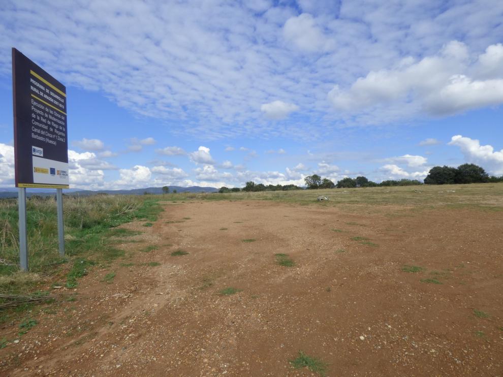 Astrosomontano ya dispone de terrenos para la nueva Zona de Observación