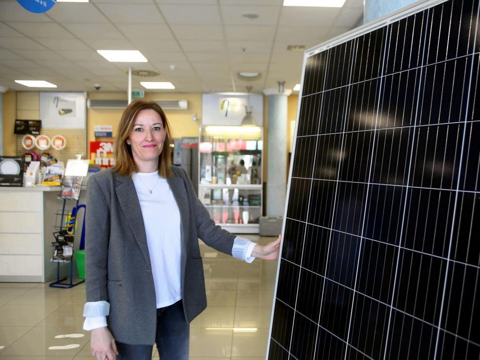 Navasola apoya a las empresas en su apuesta por energías limpias