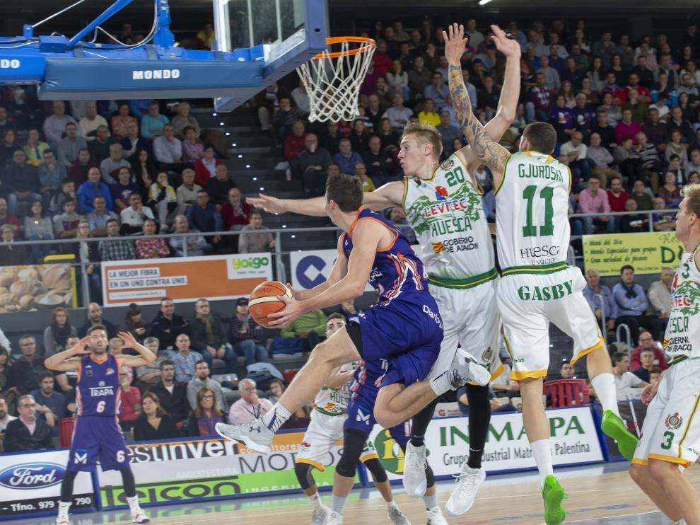 Levitec cae derrotado ante Palencia (68-79)