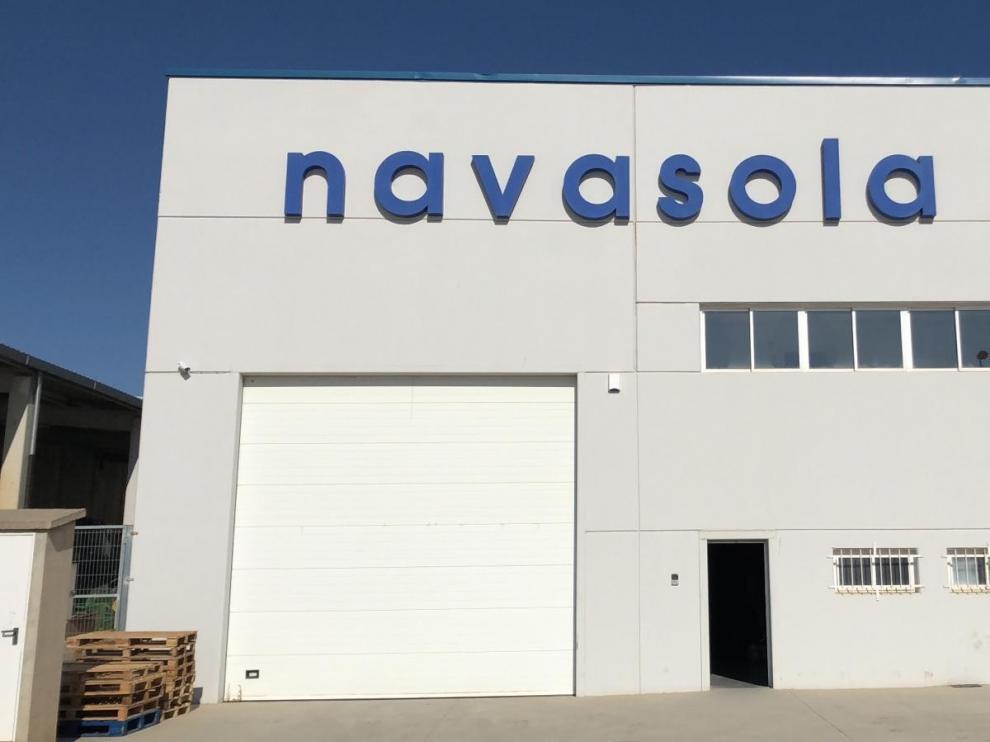 Navasola apuesta por el potencial y los clientes de Binéfar
