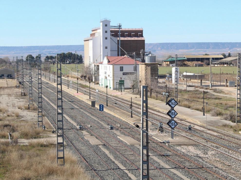 La remodelación de la estación ferroviaria de Selgua, clave para La Armentera