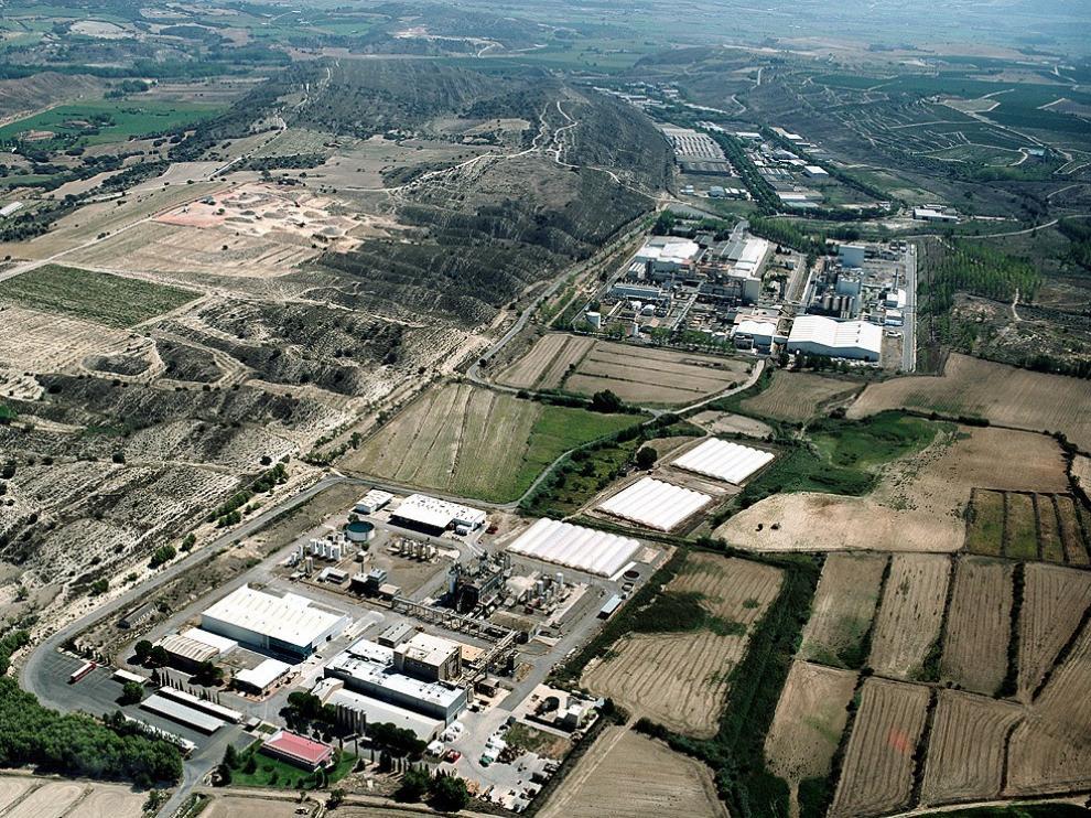 Barbastro cuenta con un área industrial de 2,5 millones de metros cuadrados