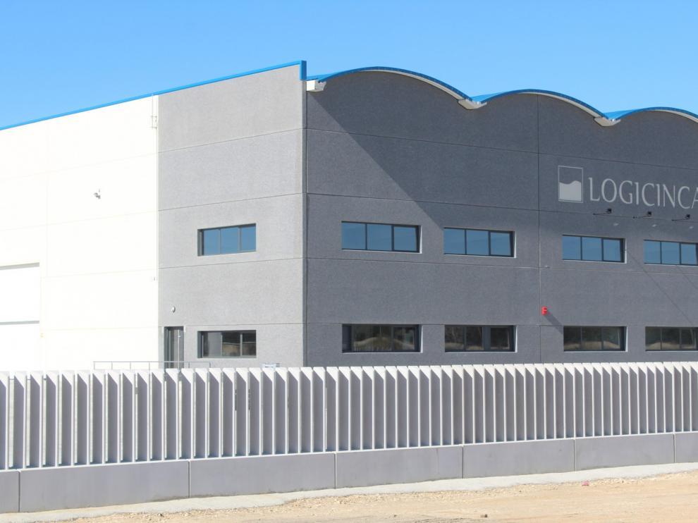 Logicinca ofrece 60.000 metros cúbicos para almacenar Mercancías