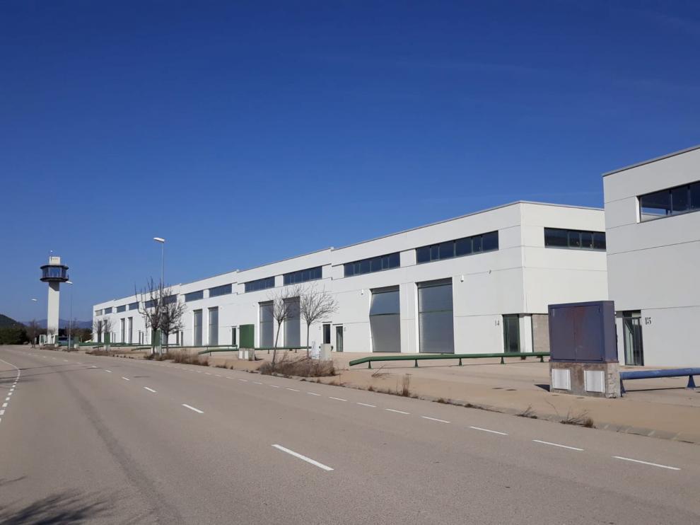 Ayerbe desbloquea la finalización de su Parque Industrial