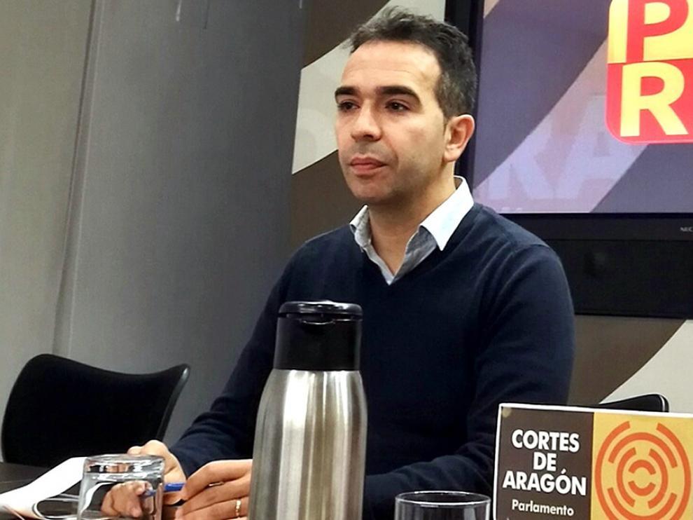 El PAR critica el aplazamiento de la ampliación de Urgencias del Hospital San Jorge de Huesca