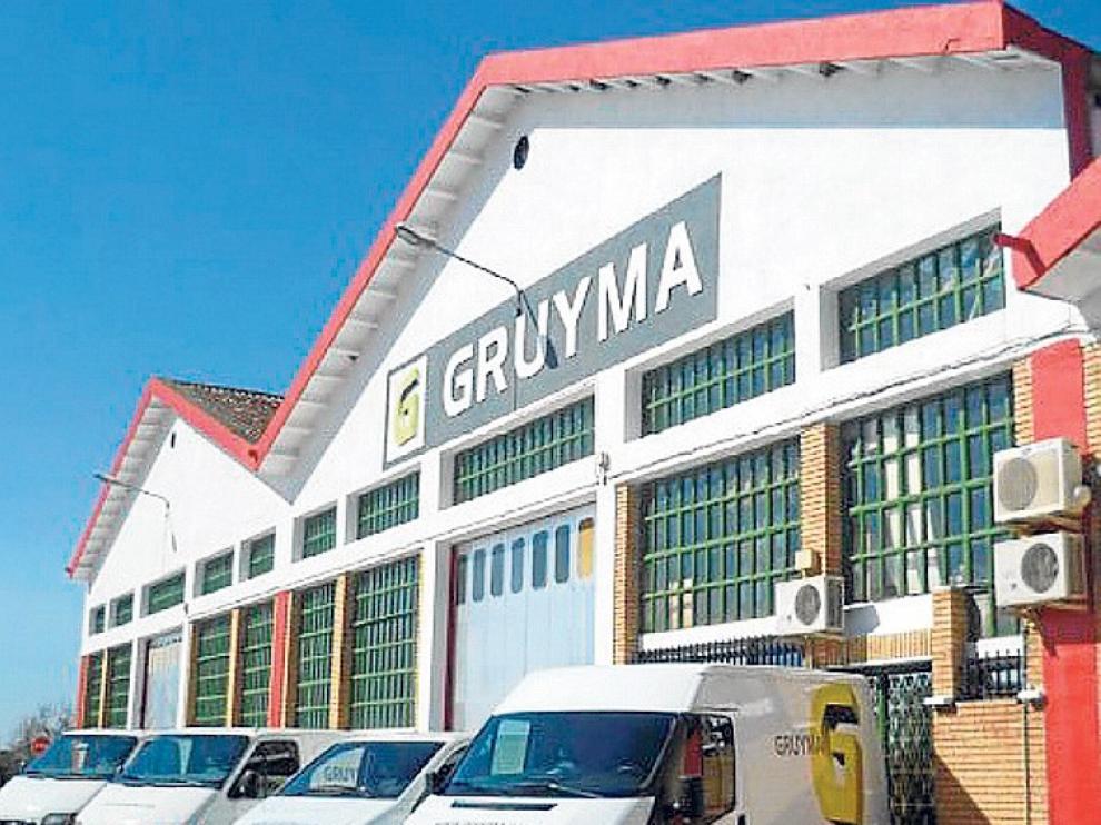 Talleres Gruyma ofrece un servicio integral propio de maquinaria industrial
