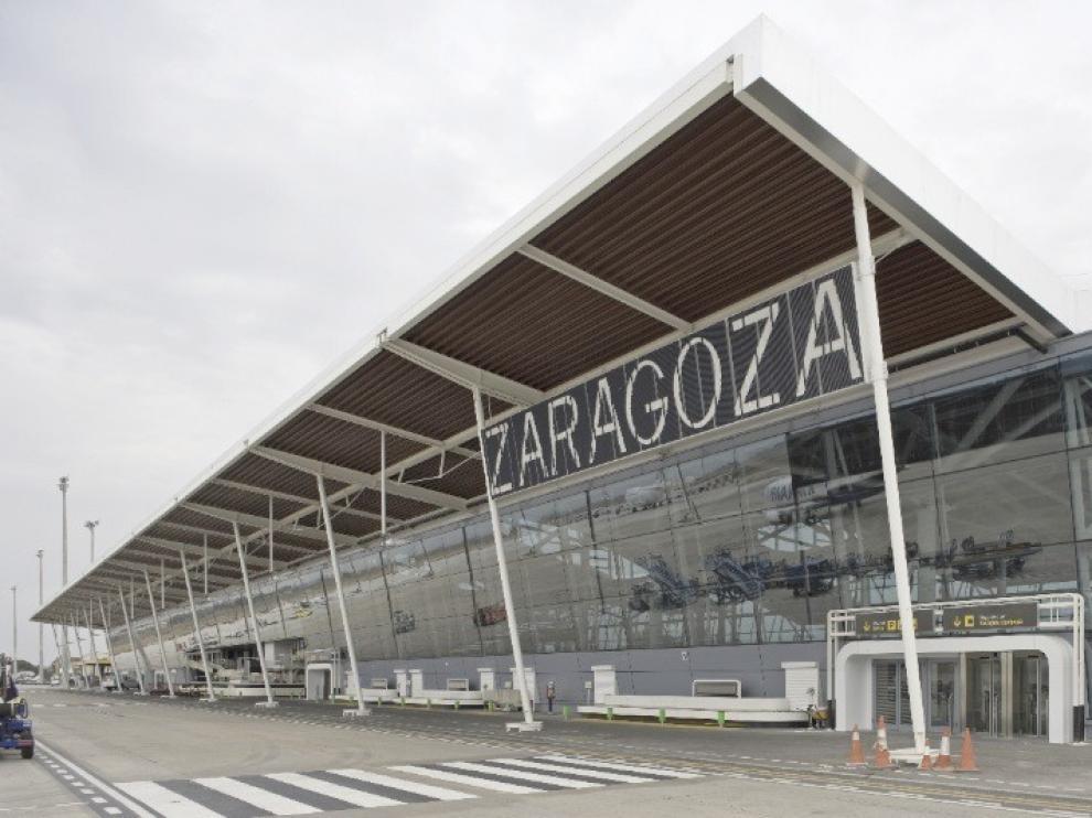 El aeropuerto de Zaragoza invertirá 16 millones en mejoras y ampliaciones