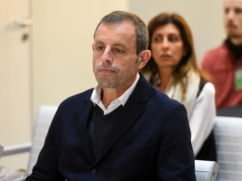 El abogado de Rosell pide su liberación
