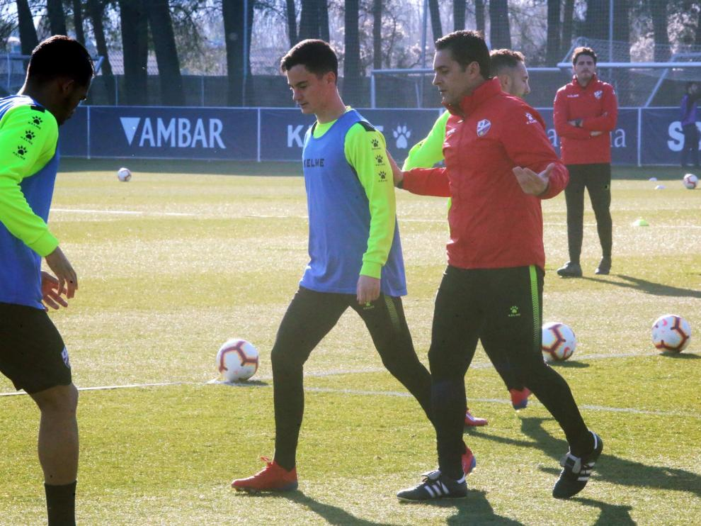 Juanpi da por bueno el punto ante el Espanyol por reponerse a una mala primera parte
