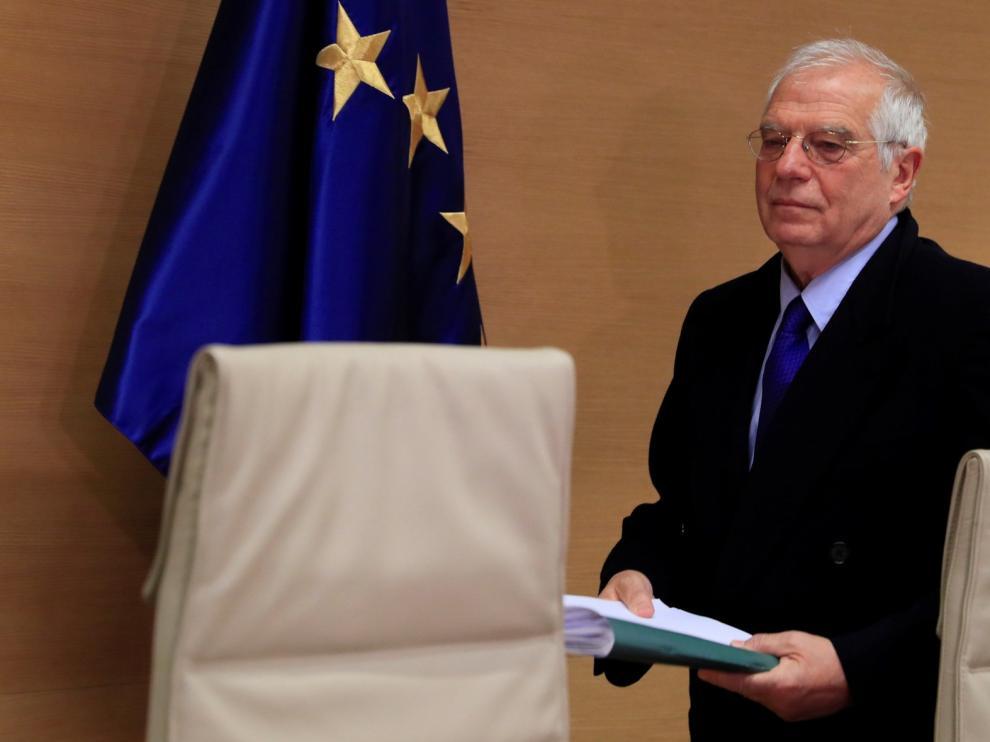 Borrell encabezará la lista del PSOE a las elecciones europeas del 26 de mayo