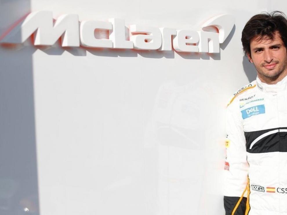 Carlos Sainz protagoniza la presentación de la nueva temporada en Movistar F1