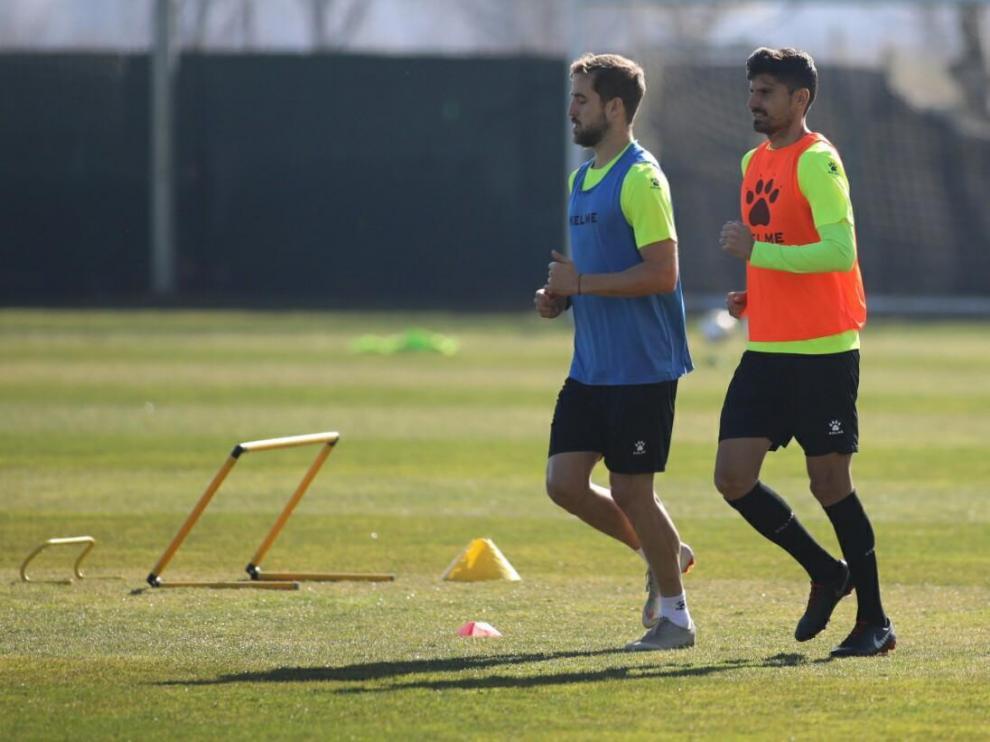 """Pulido: """"Ojalá podamos seguir recortando, pero ahora nos centramos en sacar el partido ante el Sevilla"""""""