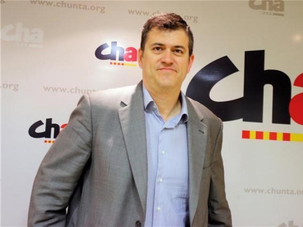"""CHA critica la inacción del Gobierno central ante la """"peligrosidad"""" de la N-230"""
