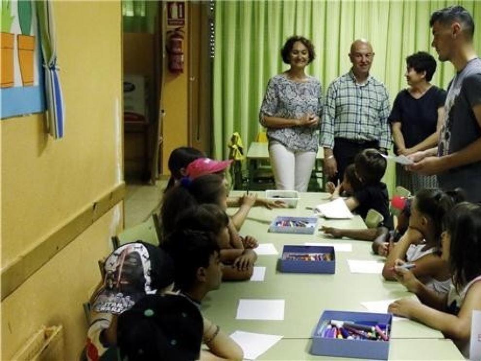 Educación adelantará a marzo el proceso de escolarización en Aragón