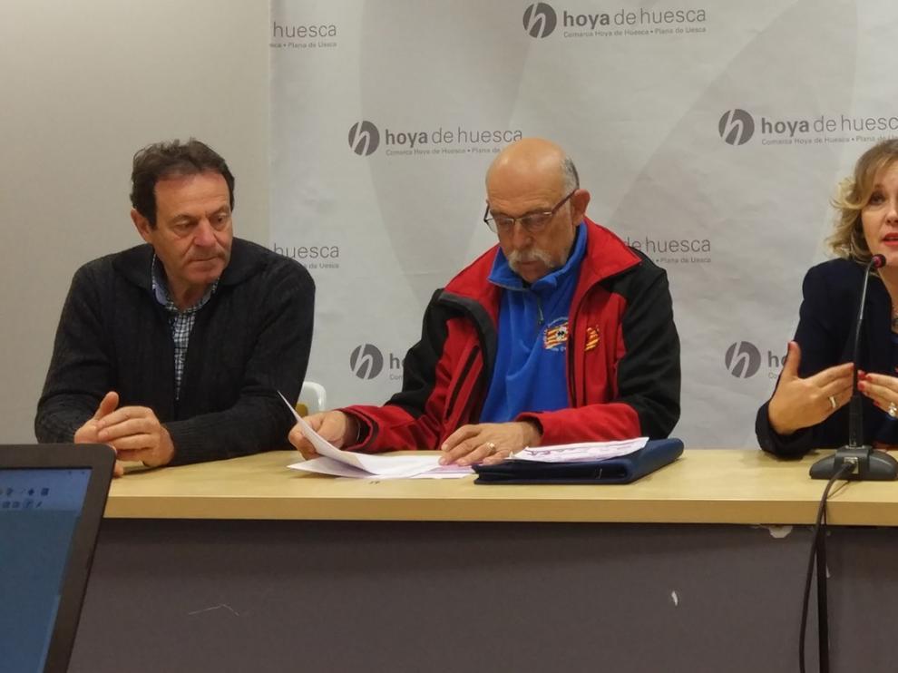 La Saputo espera reunir en torno a Almudévar a más de 500 participantes