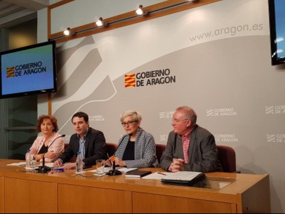 Se unifica la presentación de solicitudes de escolarización para colegios y guarderías de Aragón