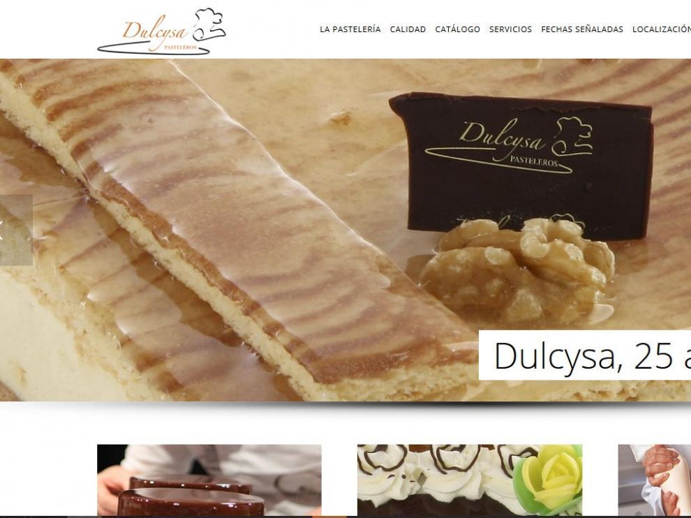 La firma Dulcysa, pastelería fina y artesanal