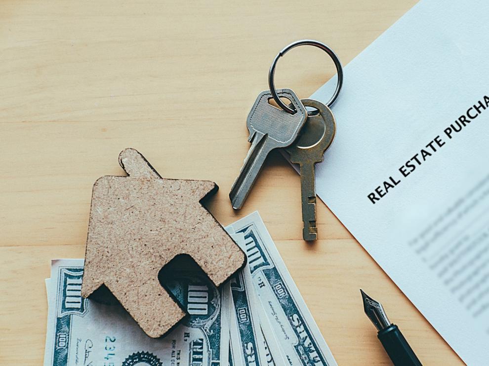 Las hipotecas para viviendas subieron un 4,9 % el año pasado en Aragón