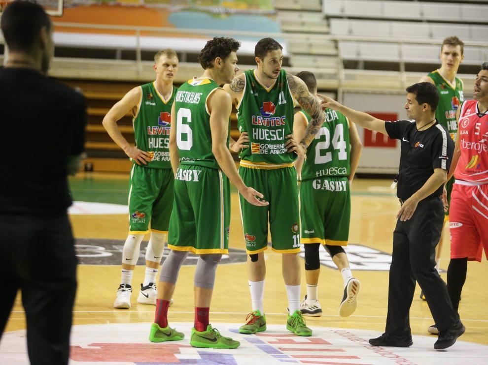 Levitec Huesca apura el plazo para fichar que concluye este jueves