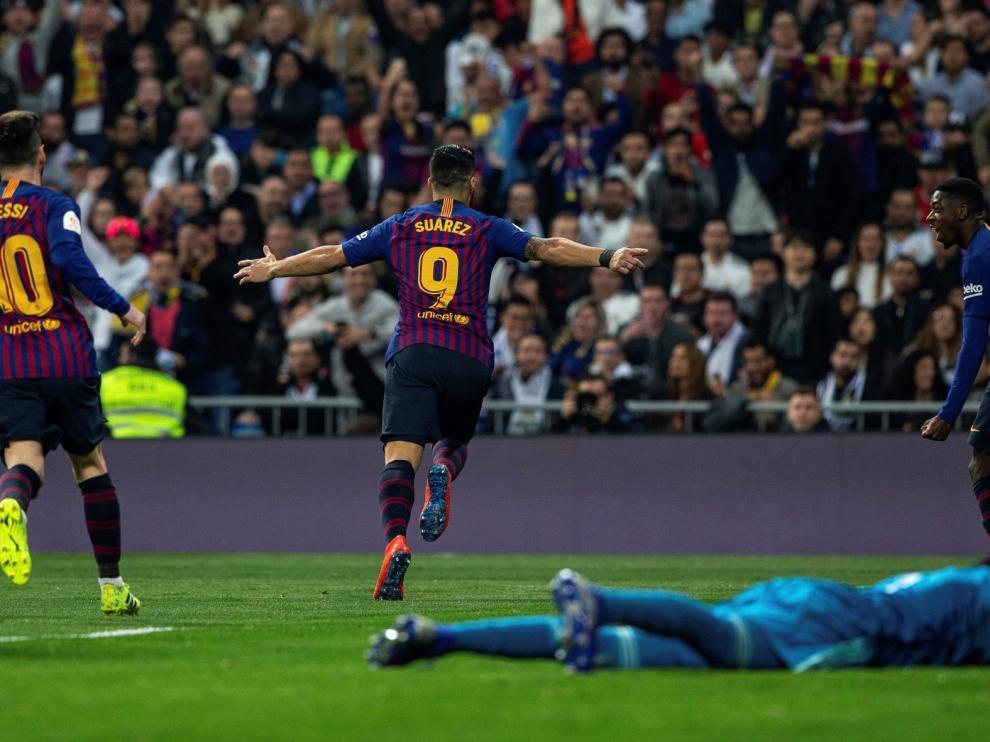 El Barça se mete en la final por su pegada (0-3)