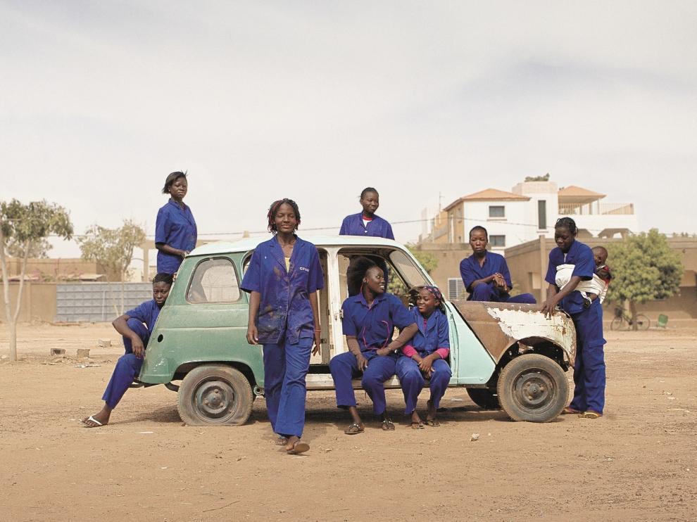 """El documental del mes proyecta este jueves en Huesca """"Ouaga Girls"""""""