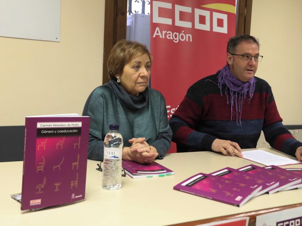 """Carmen Heredero: """"El sistema educativo continúa discriminando a las mujeres"""""""