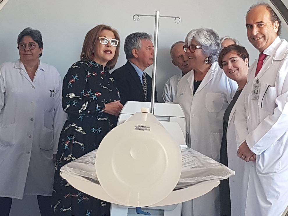 El Clínico cuenta con el primer PET-TC de un hospital público