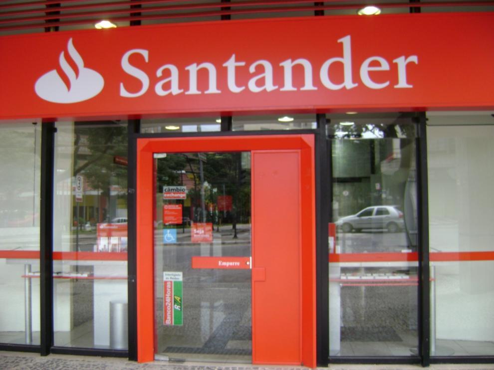 Cierre de 176 oficinas en el Santander por el ERE