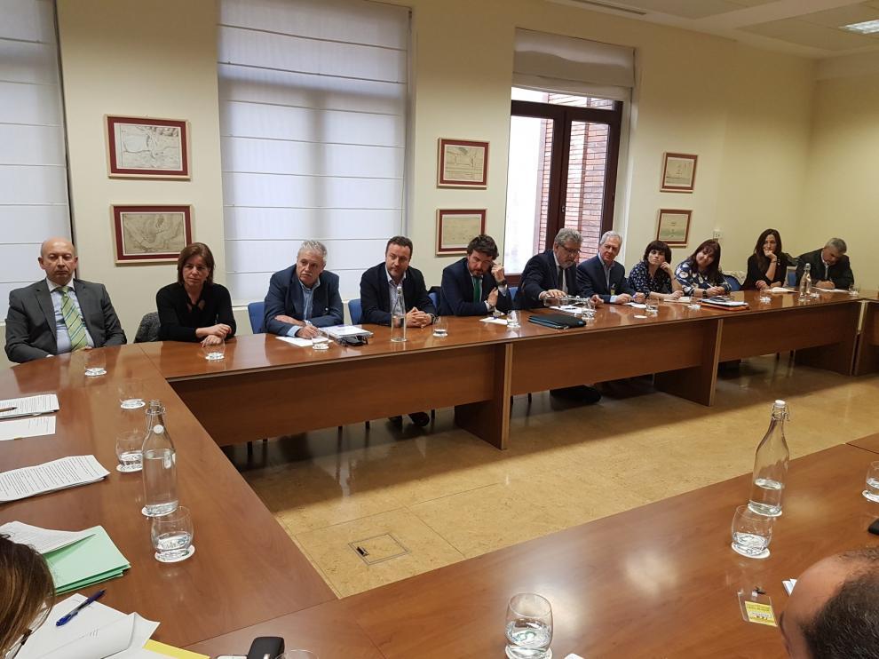 Primer paso para la creación del Consejo Aragonés del Clima