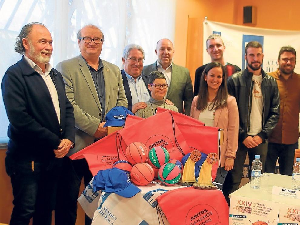 """Huesca acoge este sábado el torneo de baloncesto de sus """"Campeones"""""""