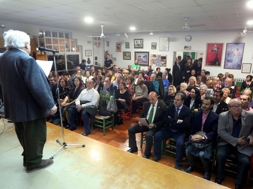 La Casa de Andalucía de Huesca anima a los jóvenes a implicarse en estos proyectos regionales