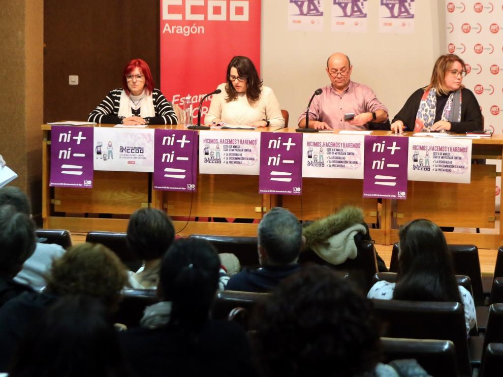 """Conchita Giménez: """"Trabajamos todos los días en la lucha por la igualdad de las mujeres"""""""