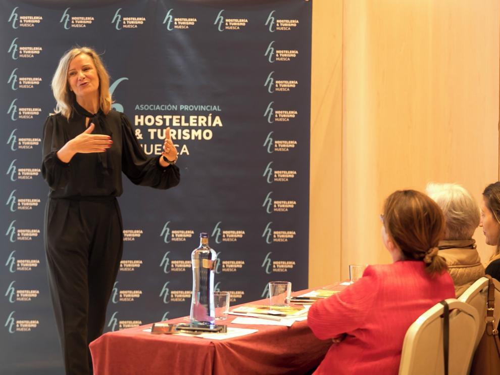 Los hoteleros de Huesca mejoran con la experiencia de reputados profesionales