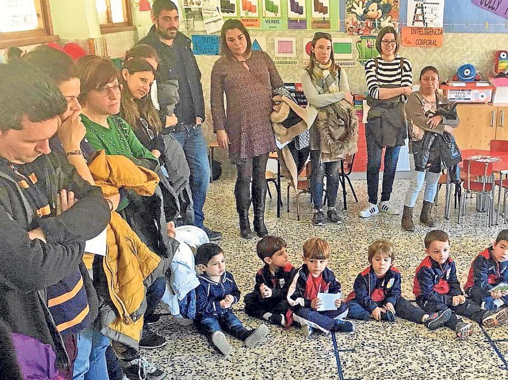 """Fapar critica que la sobreoferta impide una """"escolarización equilibrada"""" en Huesca"""