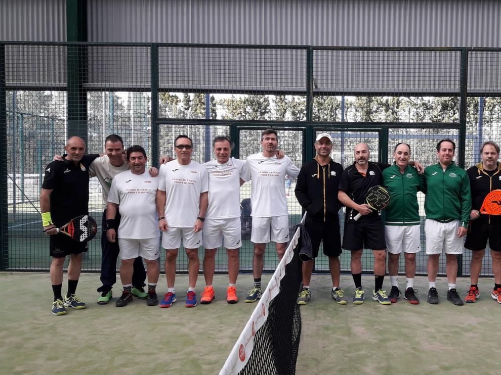 CTP Barbastro y CT Osca A ganaron sus partidos en categoría femenina e Indoor Huesca perdió en masculina