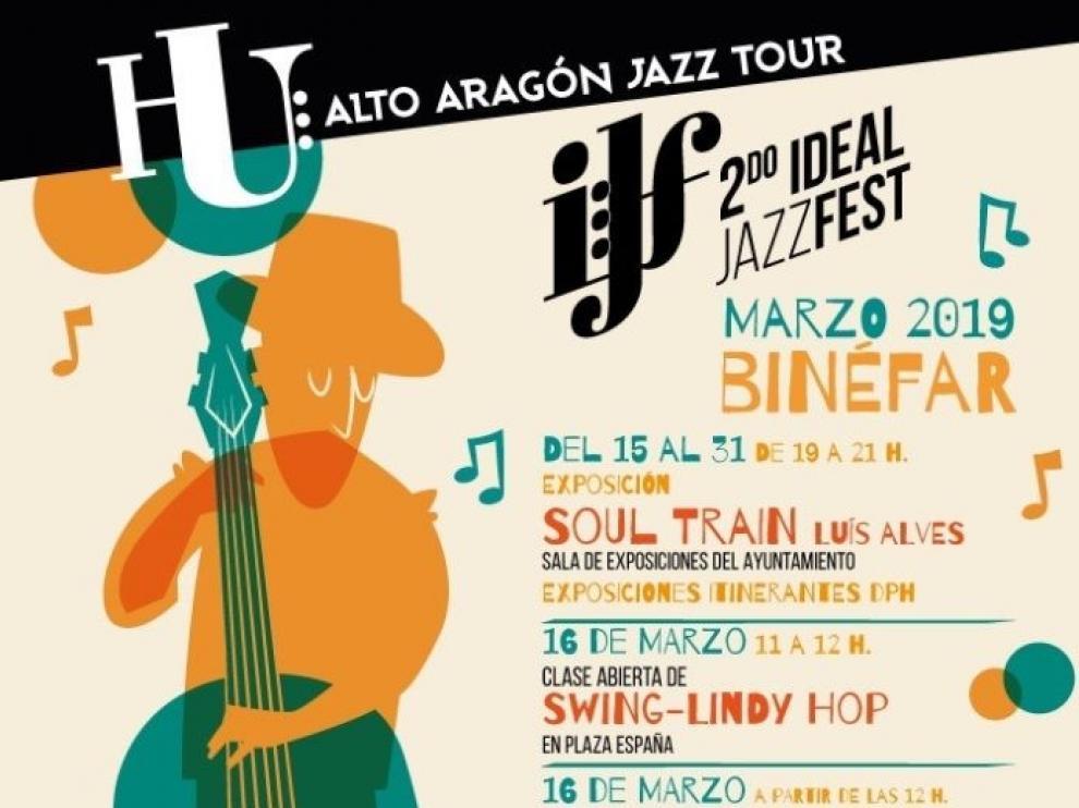 La británica Claire Martin actuará este fin de semana en 'Ideal Jazz Festival' de Binéfar