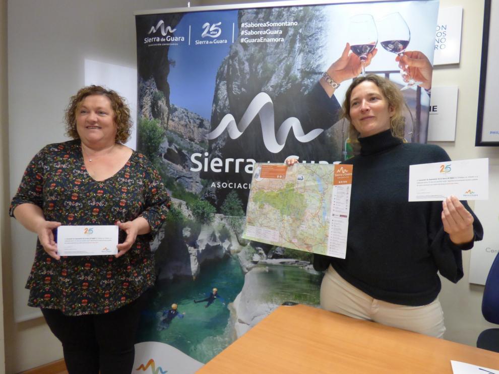 La Asociación Empresarios Sierra de Guara celebrará sus 25 años de trayectoria