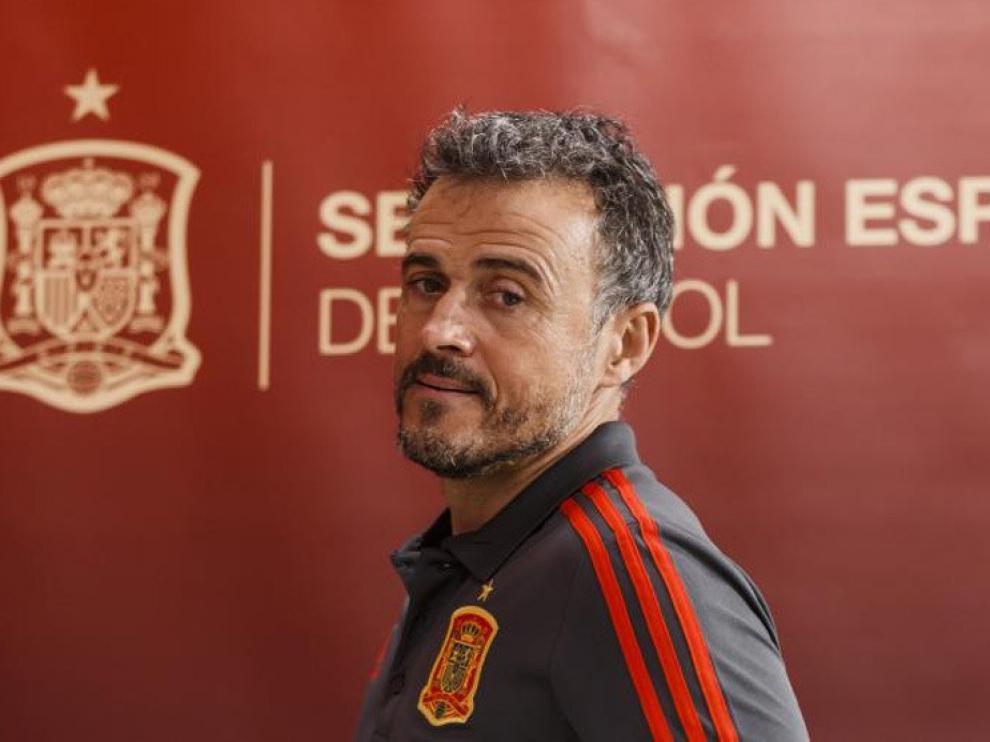 Luis Enrique revoluciona la selección con ocho novedades en la convocatoria