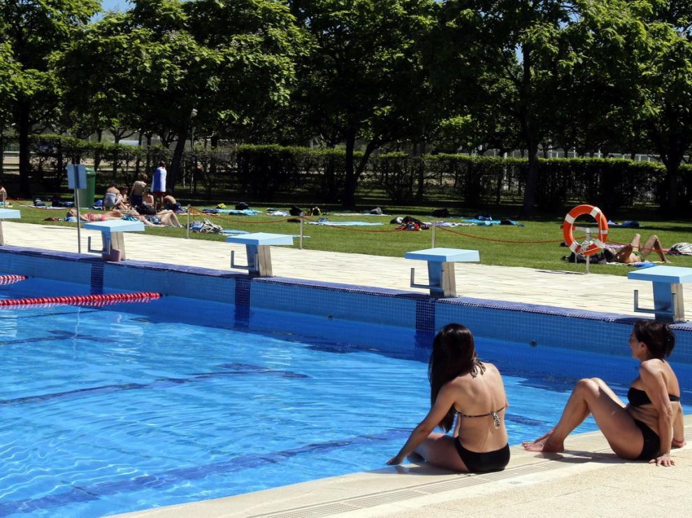 La apertura de piscinas volverá a ser evaluada en una reunión entre Gobierno de Aragón, diputaciones y ayuntamientos