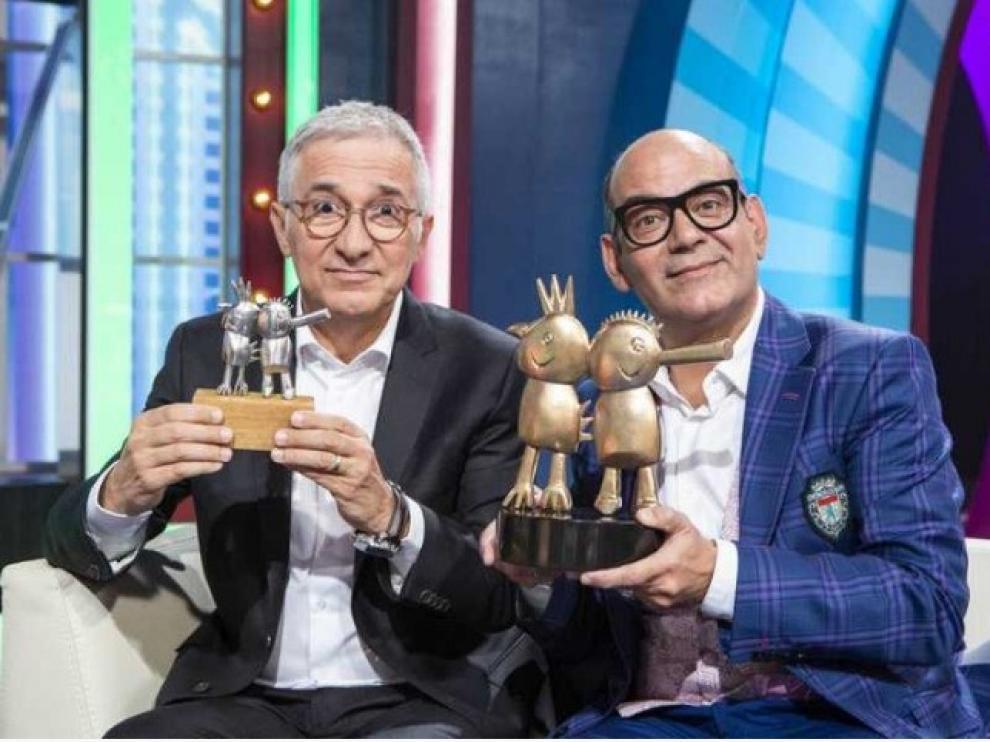 """""""Juego de niños"""" vuelve 31 años después a La 1 con Xavier Sardà"""